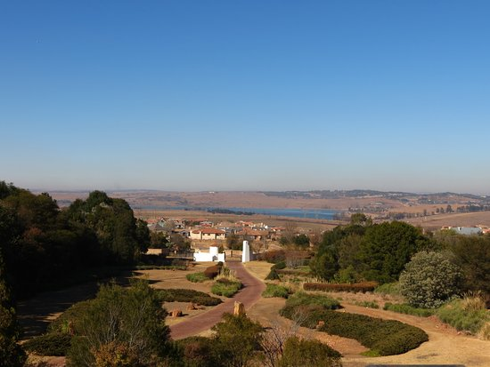 Landscape - Picture of Kleineweide Guest House, Pretoria - Tripadvisor