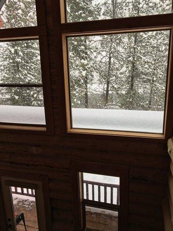 Hearthstone Elegant Lodge Foto