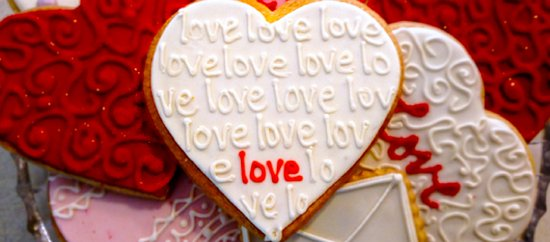 Maplewood, NJ: Hand-decorated Sugar Cookies