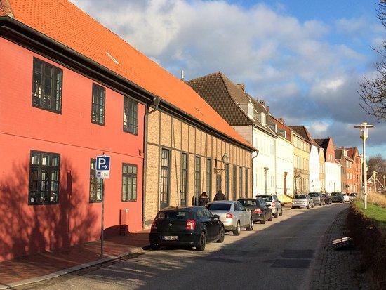 Hafen: Häuser