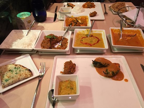 Bombay Brasserie: Indian Fine Dining