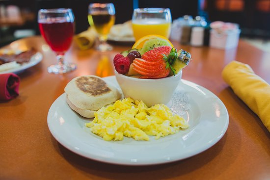 Holiday Inn Jackson NW - Airport Rd: Made to Order Breakfast