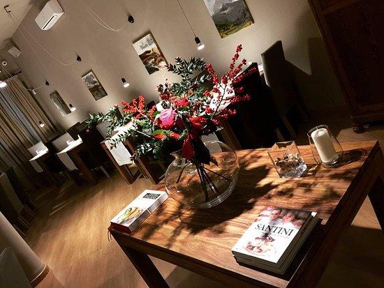 Alias style palermo ristorante recensioni numero di for Tavolo natalizio