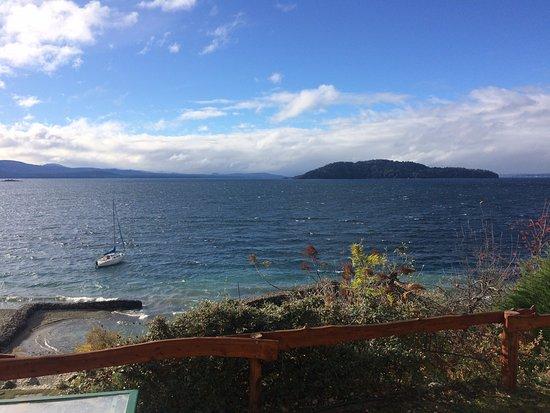 Cabanas Nahuel Malal: Un momento soleado