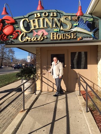 Bob Chinn's in Wheeling - ramp up
