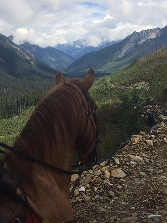 Pemberton, Canadá: Incredible views and amazing riding.