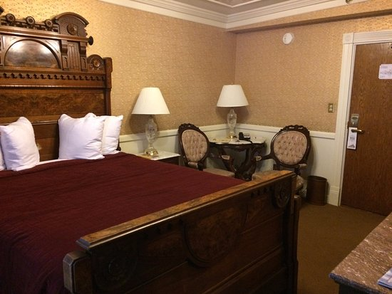 Strater Hotel: The Charles STillwell Suite (interesting history behind this room)