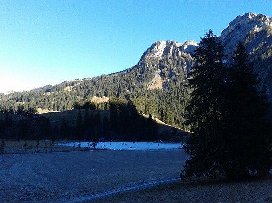 28.12.2016 Schlittschüele ufem Lauenensee