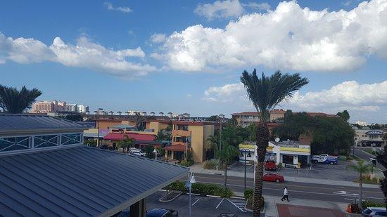 DreamView Beachfront Hotel & Resort: Balcony view