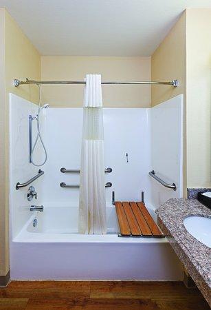 Magnolia, Τέξας: Bathroom