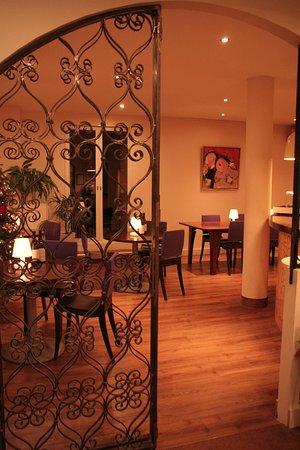 Aubusson, Francia: Bar à vin