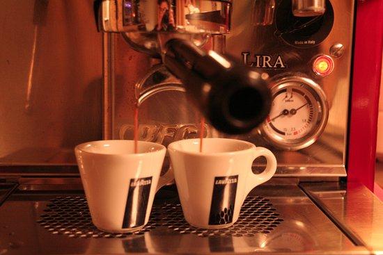 Aubusson, Francia: Café!