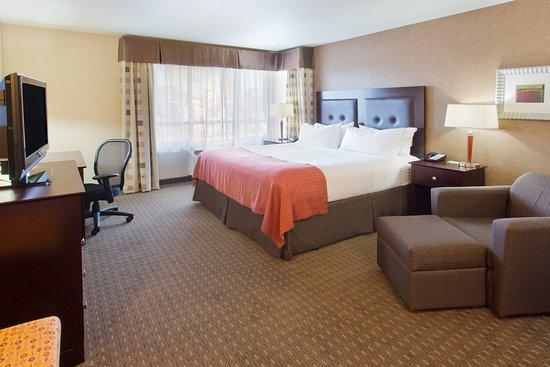 Yakima, Waszyngton: Executive King Bed Guest Room