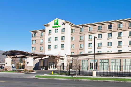 Yakima, Вашингтон: Hotel Exterior