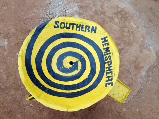 Central Region, Uganda: Южный полюс