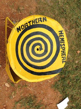Central Region, Uganda: Северный полюс