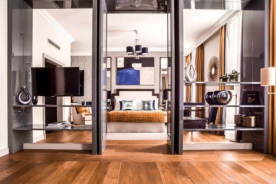 Corinthia Hotel Budapest: Executive One Bedroom Suite