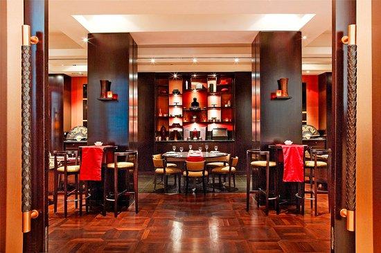 Corinthia Hotel Budapest: Rickshaw Restaurant
