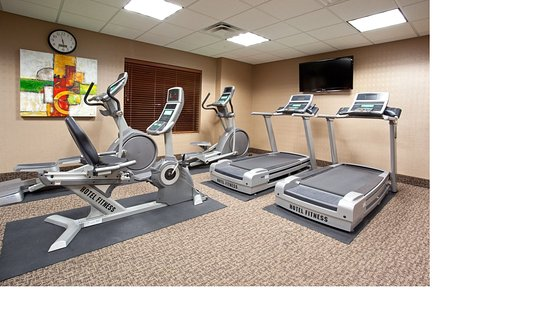 Orem, UT: Fitness Center