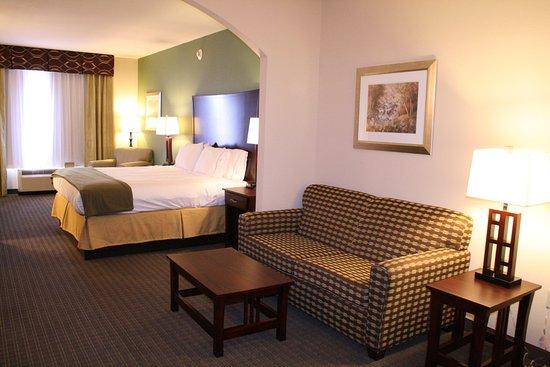 Pratt, KS: Single Bed Guest Room