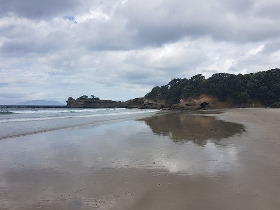 Warkworth, Nowa Zelandia: Beach