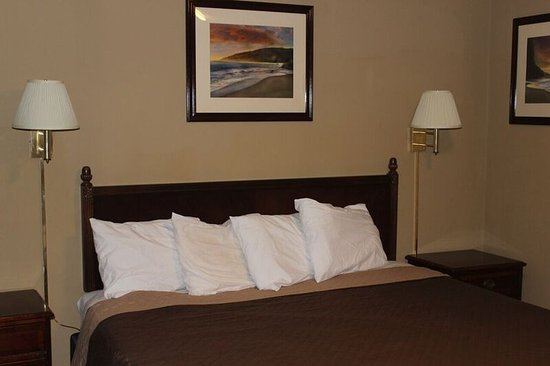 Wadena, MN: King Room