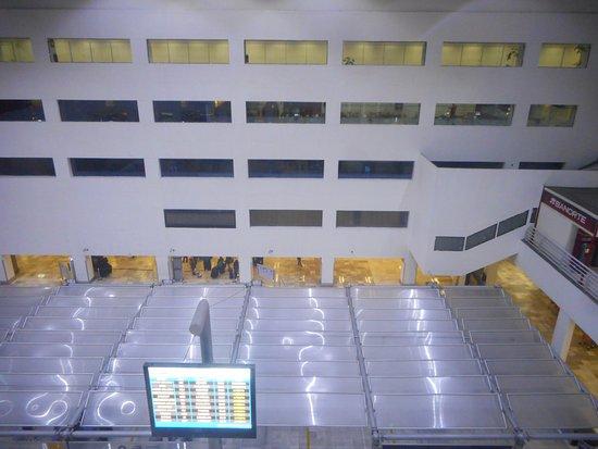 Hilton Mexico City Airport: Habitación # 435 con vista a la nada misma