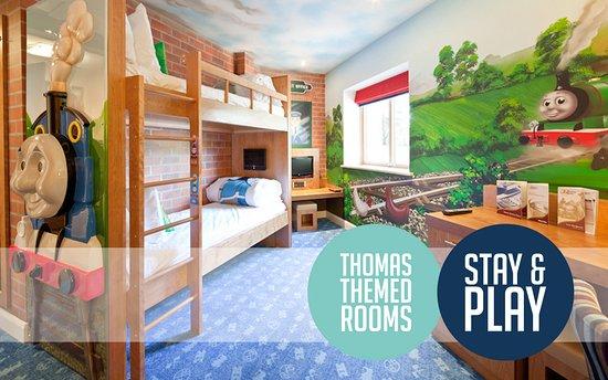 Drayton Manor Hotel: Thomas Room Stay Play