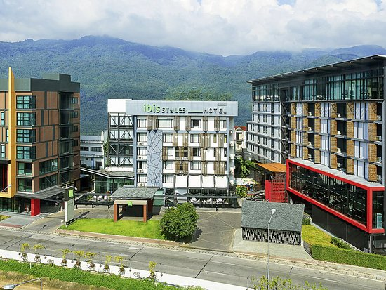 Ibis Styles Chiang Mai: Exterior