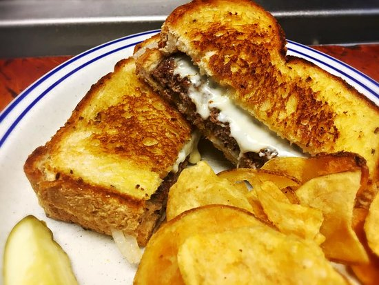 Cadillac, MI: Patty Melt