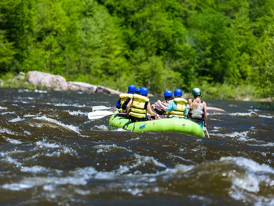 Parsons, Virginie-Occidentale : Guided Whitewater Rafting Tours