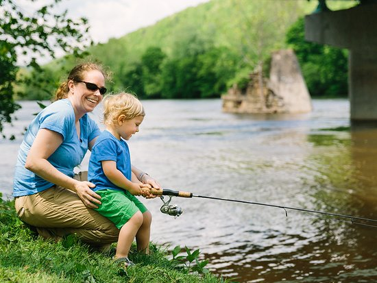 Parsons, WV: Fishing at Blackwater Outdoor Adventures