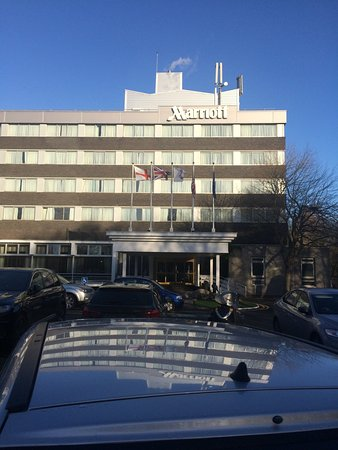 Newcastle Marriott Hotel Gosforth Park Picture