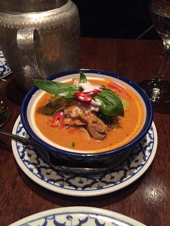 Baan Thai Ballsbridge: Our yummy dishes