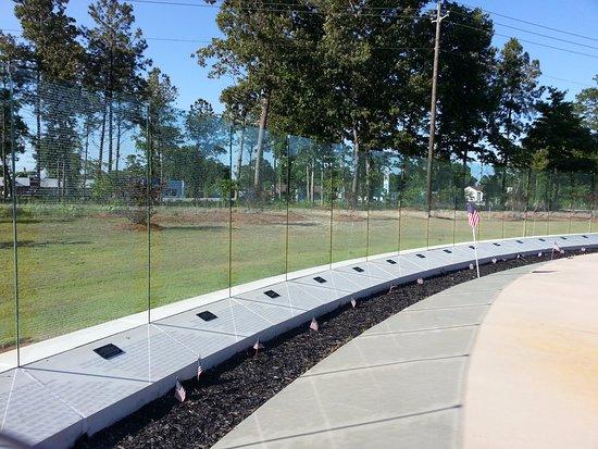 Jacksonville, NC: The Veterans Memorial
