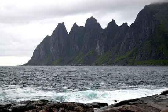 Senja, Noruega: Tungeneset