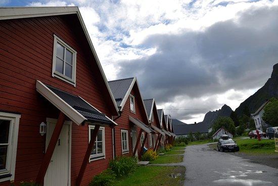 Senja, Norway: Gryllefjiord 02