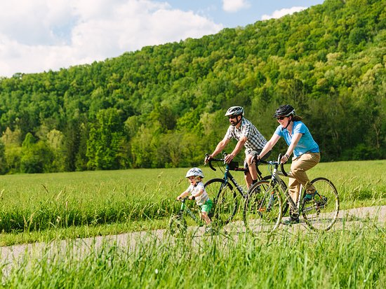 Parsons, Virginie-Occidentale : Allegheny Highlands Rail Trail