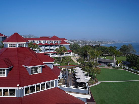 Dana Point, CA: With spectacular ocean views & walking distance to the beach, the Laguna Cliffs Resort & Spa