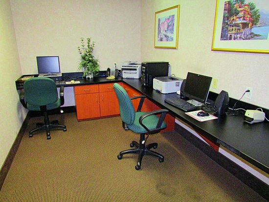La Quinta Inn & Suites Clearwater South: Business Center