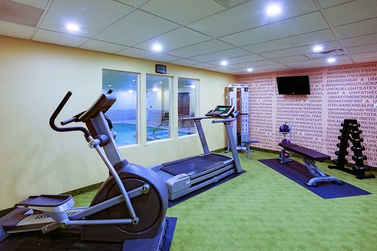 Doswell, VA: Fitness Center