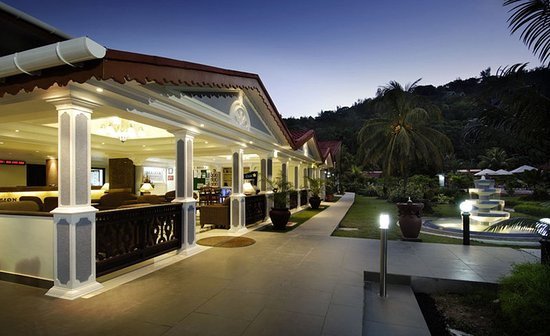 Berjaya Praslin Resort - Seychelles