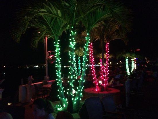 North Bay Village, ฟลอริด้า: Weihnachten im Shuckers
