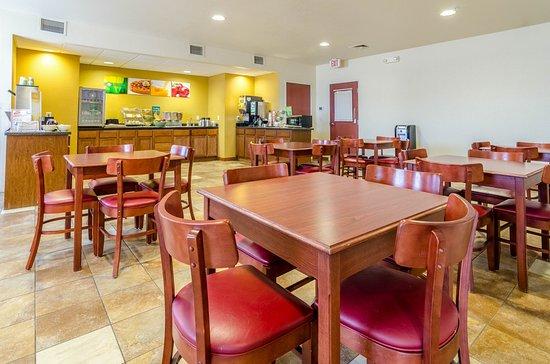 Park City, Κάνσας: Breakfast Area