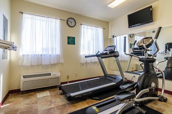 Park City, KS: Fitness Center