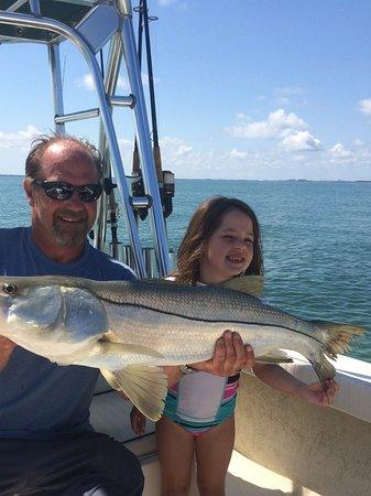Clearwater inshore flats fishing charter palm harbor fl for Fishing charters clearwater
