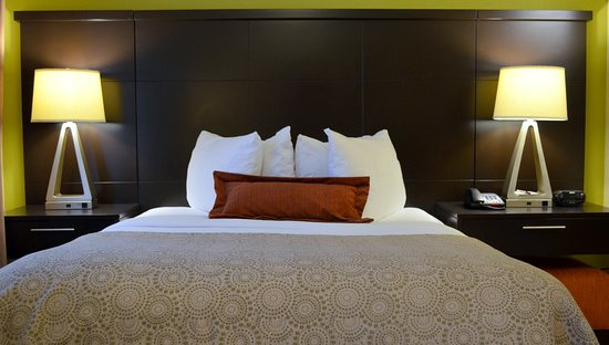 Longview, Техас: Guest Room