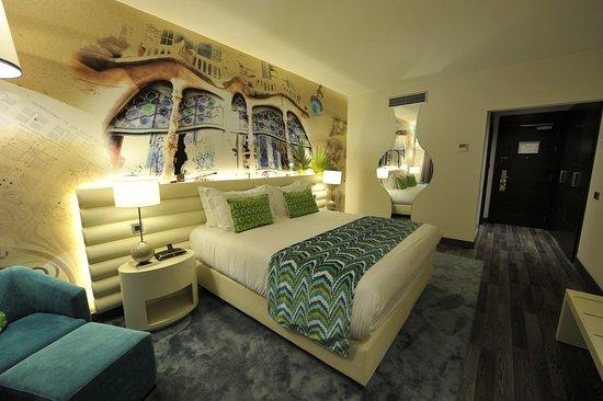 Hotel Indigo Barcelona - Plaza Catalunya: Superior Room