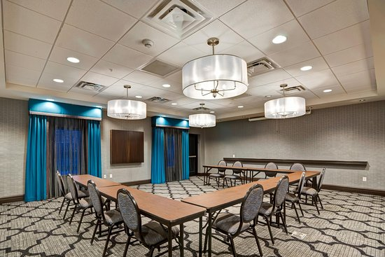 Hampton Inn & Suites Columbia / South: Meeting Room