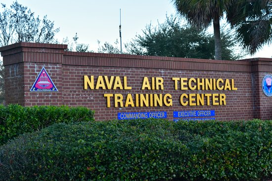 Pensacola Naval Air Station: TRAINING CENTER